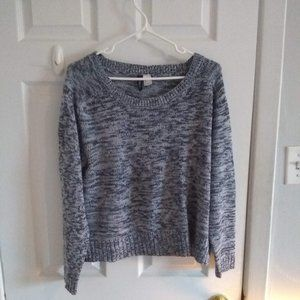 H&M Divided Marled cozy knit sweater